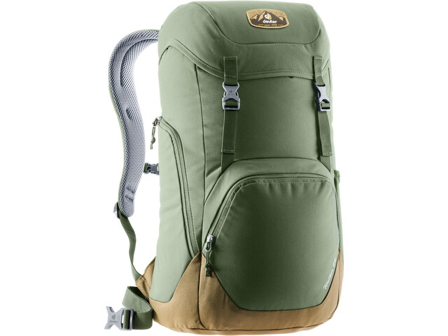 Deuter Walker 24 Zaino, khaki/lion